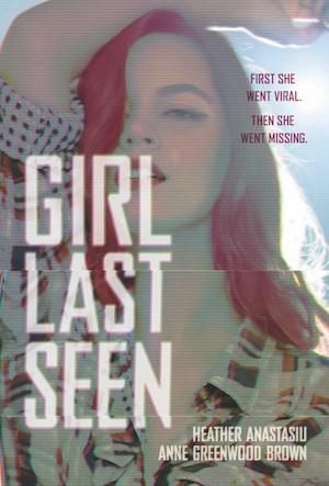 GIRL LAST SEEN is just weeks away!